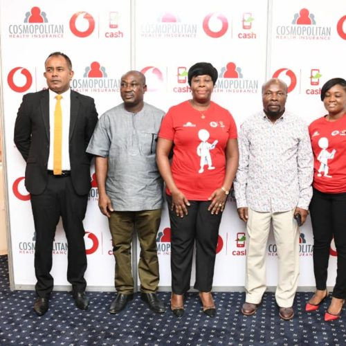 Vodafone partners Cosmo Insurance to launch unique health product